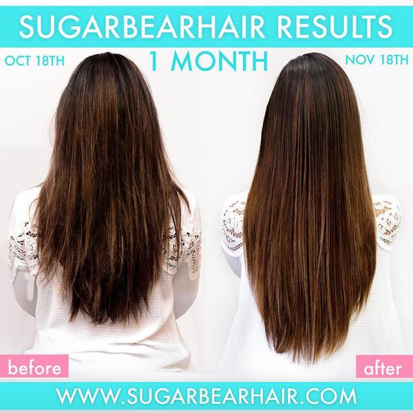 Sugarbear Hair Vitamin Long Hair Collection