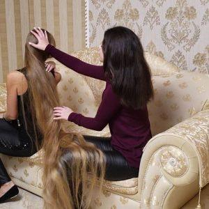 Long Hair Modeling